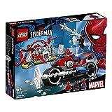 LEGO 76113 Super Heroes Spider-Man Motorradrettung
