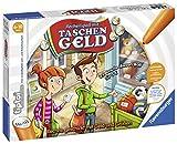 Ravensburger tiptoi Spiel 00779 Rechenspaß mit Taschengeld - Lernspiel ab 6 Jahren, Rechnen mit Geld und Größen, für Jungen und Mädchen, für 1-4 Spieler