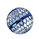 Sroomcla Flying Ball Fliegendes SpielzeugMini Drohne Fliegendes Spielzeug Handgesteuerte Flugdrohne Mit Lichtern Viel Spaß 360 Drehung Flying Ball Geschenke Für Jungen Mädchen Einfache gorgeously