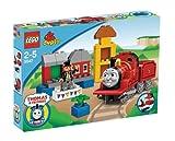 LEGO Duplo Thomas & Friends 5547 - James trifft den dicken Kontrolleur