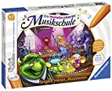 Ravensburger tiptoi Spiel 00555 Monsterstarke Musikschule - Lernspiel ab 4 Jahren, Singen-Hören-Musizieren, für 1-4 Spieler