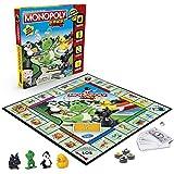 Hasbro Gaming A6984594 Monopoly - Junior, der Klassiker der Brettspiele für Kinder, Familienspiel, ab 5 Jahren