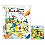 Ravensburger tiptoi ® Buch | Meine schönsten Kinderlieder + Mini tiptoi Buch - Meine liebsten Lieder