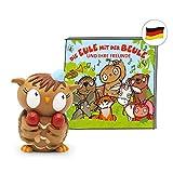 tonies Hörfiguren - Toniebox Figur Die Eule mit der Beule Liederalbum mit 12 Lieder - ca. 53 Min - ab 3 Jahren - DEUTSCH