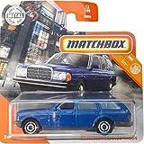 Matchbox Mercede-Benz S123 Wagon 13/100 2020 Shot Card