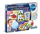 Clementoni 69252 Galileo Science – Experimentieren für Vorschulkinder, spannende Versuche fürs Kinderzimmer, Spielzeug für Kinder ab 5 Jahren, ideal als Geschenk zu Weihnachten