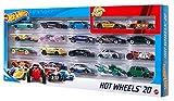 Mattel H7045 - Hot Wheels, 20-er Pack, Geschenkset