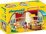 PLAYMOBIL 1.2.3 - 70180 Mein Mitnehm-Reiterhof, ab 1,5 Jahren
