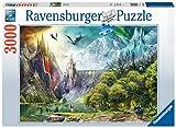 Ravensburger 4005556164622 3000 pièces-Règne des Dragons Puzzle für Erwachsene