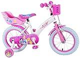 Disney Princess 14 Zoll Prinzessin Kinderfahrrad Mädchenfahrrad Kinder Fahrrad Rad Volare