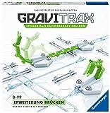 Gravitrax 26120 Ravensburger GraviTrax Erweiterung Brücken - Ideales Zubehör für spektakuläre Kugelbahnen, Konstruktionsspielzeug für Kinder ab 8 Jahren