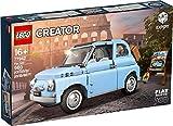 Lego Creator Expert Fiat 500 Light Blue Limited Edition 77942
