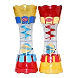 Gazechimp Kinder Badewannspielzeug Wasser Whirly Wand Cup Spielzeug Wasserspielzeug, lässt Kinder sich in Liebe für Bade, Wunderbares Geschenk, Zufällig Farbe