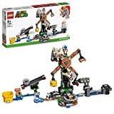 LEGO 71390 Super Mario Reznors Absturz – Erweiterungsset, Baubares Kinderspielzeug Zum Sammeln, Geschenkidee