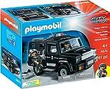 Playmobil City Action 5674 Tactical Unit-Auto, Ab 4 Jahren [Exklusiv bei Amazon]