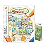Ravensburger tiptoi ® Mein großes Wimmelbuch + Kinder Tier Poster by Collectix
