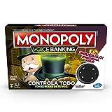 Monopoly Voice Banking Hasbro E4816SO0