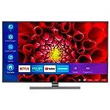 MEDION S14305 108 cm (43 Zoll) UHD Fernseher (Smart-TV, 4k Ultra HD, HDR Dolby Vision, Netflix, Prime Video, Micro Dimming, MEMC, WLAN, PVR, Bluetooth)