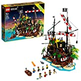 LEGO Ideas Fluch von Barracuda Bay 21322