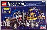 LEGO Technic 8868 schwarzer Truck mit Motor Pneumatik Kompressor Kran