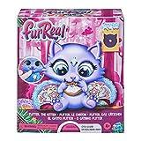 Hasbro FurReal Flitter The Kitten Interaktives Fütterungsspielzeug, Lichter und Geräusche, ab 4 Jahren