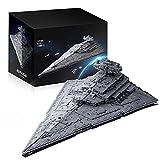 Intee Imperial Star Destroyer Bausteine für Lego Star Wars, 11885Pcs Star Destroyer Modell Spaceship Brick Kompatibel mit Lego Star Wars