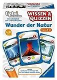 Ravensburger tiptoi 00038 Wissen und Quizzen: Wunder der Natur, Quizspiel für Kinder ab 6 Jahren, für 1-6 Spieler