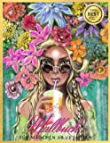 Mädchen für Malbuch ab 12 Jahren: Zen-inspiriertes Beschäftigungsbuch für kreative Entfaltung, Stressbewältigung und Entspannung - Tolles Geschenk für ... (Malbuch Mädchen ⭐⭐⭐⭐⭐Super Serie, Band 5)
