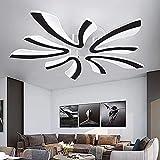 LED Wohnzimmerlampe Deckenleuchte Moderne Kreative 5V Design Metall Acryl Deckenlampe Schlafzimmer Wohnzimmer Kinderzimmerlampe