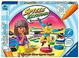Ravensburger 00045 tiptoi CREATE Spiele-Erfinder - Kinderspiel ab 6 Jahren, Kreativspiel mit Aufnahmefunktion für Jungen und Mädchen, für 1-4 Spieler