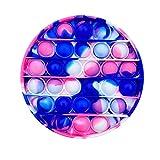 FIRFONMA Push Pop Bubble Sensory Zappeln Spielzeug, Sensorisches Spielzeug für Kinder und Erwachsene