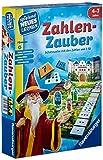 Ravensburger 24964 - Zahlen-Zauber - Spielen und Lernen für Kinder, Lernspiel für Kinder ab 4-7 Jahren, Spielend Neues Lernen für 2-4 Spieler