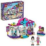 LEGO 41391 Friends Friseursalon von Heartlake City Set mit Mini Puppe Emma, Friseur Spielzeug ab 6 Jahren
