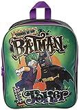 LEGO Schulrucksack mit Motiv 'Batman gegen Joker', Rucksack für Kinder für Schule, Urlaub, Flugzeug, Schultasche Joker Vs Batman