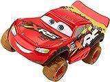 Disney Cars GBJ36 - XRS Xtreme Racing Serie Schlammrennen Die-Cast Spielzeugauto Lighning McQueen, Spielzeug ab 3 Jahren