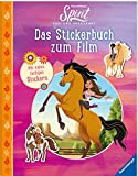 Dreamworks Spirit Frei und Ungezähmt: Das Stickerbuch zum Film