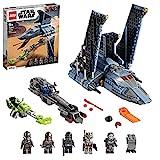 LEGO 75314 Star Wars Angriffsshuttle aus The Bad Batch, Bauset für Kinder ab 9 Jahren mit 5 Klon-Minifiguren und Gonk-Droiden