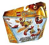 LEGO 70155 - Legends of Chima Speedorz Feuer-Höhle