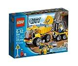 Lego 4201 - City: Bagger mit Kipplaster