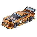 Carrera Digital 132 Ford Mustang GTY No.42   Slotcar für Rennbahn   Front- & Rücklicht & Bremslicht   Digital steuerbar   Maßstab 1:32   Spielzeug für Kinder ab 8 Jahre & Erwachsene