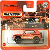 Matchbox MBX Field Car Off-Road 17/100 2021 Short Card