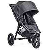 Baby Jogger City Elite Kinderwagen, Charcoal Schwarz