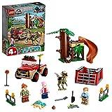LEGO 76939 Jurassic World Flucht des Stygimoloch Spielzeug, Starterset für Kinder ab 4 Jahre mit Figuren und Baumhaus, Dinosaurier Geschenkidee
