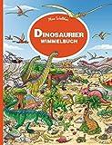 Dinosaurier Wimmelbuch: Kinderbücher ab 3 Jahre (Bilderbuch ab 2-4)