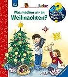 Wieso? Weshalb? Warum? junior: Was machen wir an Weihnachten? (Band 44) (Wieso? Weshalb? Warum? junior, 44)
