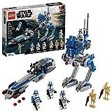 LEGO Star Wars 75280 - Clone Troopers der 501. Legion (285 Teile)