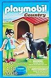 PLAYMOBIL Country 70136 Hofhund mit Hütte, Ab 4 Jahren