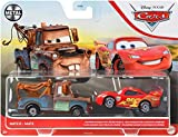 Auswahl Doppelpack   Disney Cars   Fahrzeug Modelle 2020   Cast 1:55   Mattel, Typ:Mater & Lightning McQueen