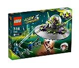 Lego Alien Conquest 7052 - UFO-Entführung