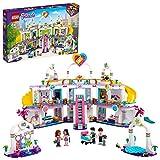 LEGO 41450 Friends Heartlake City Kaufhaus Bauset mit 5 Geschäften und 6 Figuren - 4 Mini Puppen, eine Mini-Spielfigur und EIN Baby